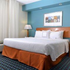 Отель Fairfield Inn & Suites Effingham 2* Студия с различными типами кроватей