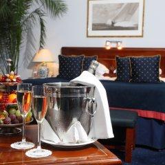 Гостиница Кемпински Мойка 22 5* Номер Делюкс с разными типами кроватей фото 4