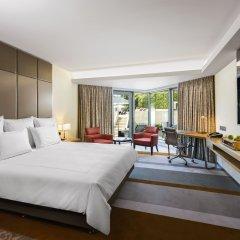 Отель Swissotel The Bosphorus Istanbul 5* Стандартный номер разные типы кроватей