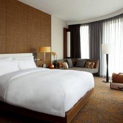 Отель The Langham, Shanghai, Xintiandi гостиная