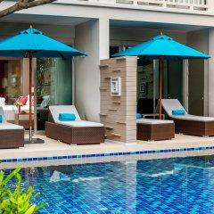 Отель Grand Mercure Phuket Patong 5* Номер Делюкс с различными типами кроватей фото 4