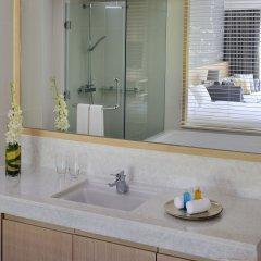 Отель Movenpick Resort & Spa Karon Beach Phuket 5* Люкс с различными типами кроватей фото 9