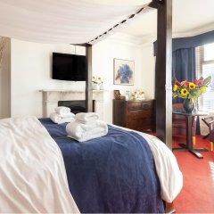Отель The Cavalaire 4* Номер Делюкс с разными типами кроватей