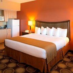 Отель Best Western Oceanfront - New Smyrna Beach 3* Стандартный номер с различными типами кроватей