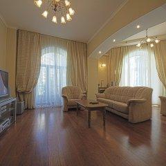 Апартаменты Olga Apartments on Khreschatyk Улучшенные апартаменты с различными типами кроватей