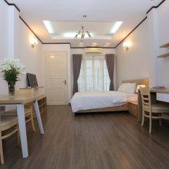 Отель NYT Home Tay Ho No.3 Апартаменты с различными типами кроватей