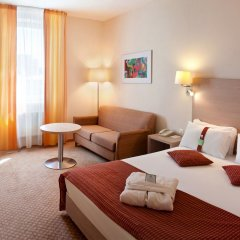 Гостиница Холидей Инн Москва Лесная 4* Стандартный номер с различными типами кроватей фото 10