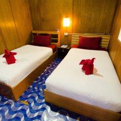 Отель Nid's Bungalows 2* Бунгало с различными типами кроватей фото 2