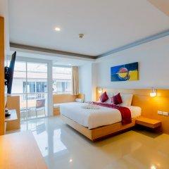 Aspery Hotel 3* Номер Делюкс с различными типами кроватей фото 2