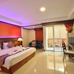 Orchid Garden Hotel 3* Номер Делюкс с двуспальной кроватью