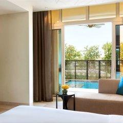 Park Hyatt Abu Dhabi Hotel & Villas 5* Люкс с различными типами кроватей фото 13