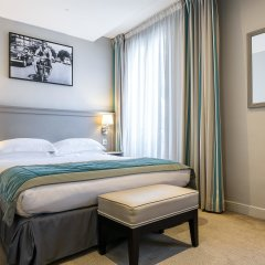Отель Best Western Montcalm 3* Стандартный номер с различными типами кроватей