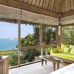 Отель Six Senses Samui Вилла с различными типами кроватей