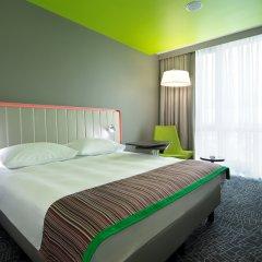 Гостиница Парк Инн от Рэдиссон Аэропорт Пулково 4* Стандартный номер с разными типами кроватей