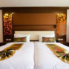Отель Chivatara Resort & Spa Bang Tao Beach 4* Номер Делюкс с различными типами кроватей фото 2