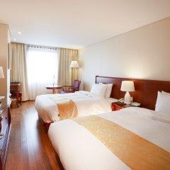 Sejong Hotel 4* Номер Делюкс с 2 отдельными кроватями