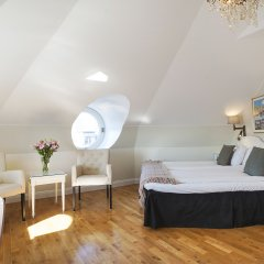 Hotel Kung Carl, BW Premier Collection 4* Стандартный номер с двуспальной кроватью