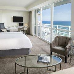 Отель Fontainebleau Miami Beach 4* Полулюкс с различными типами кроватей фото 3
