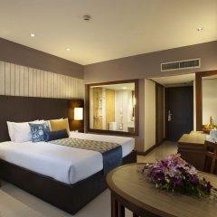 Patong Merlin Hotel 4* Улучшенный номер с различными типами кроватей
