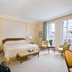 Отель InterContinental Carlton Cannes 5* Улучшенный номер с различными типами кроватей фото 4
