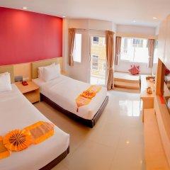 Отель Andatel Grandé Patong Phuket 4* Номер категории Премиум с различными типами кроватей фото 6