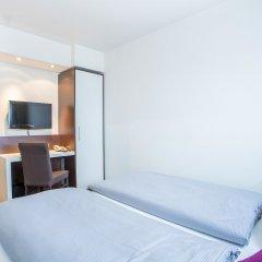 Rilano 24/7 Hotel München 3* Стандартный номер разные типы кроватей