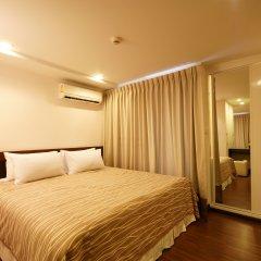 I Residence Hotel Sathorn 3* Номер Делюкс с различными типами кроватей фото 2