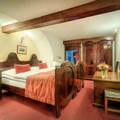 Hotel Waldstein 4* Номер Делюкс с различными типами кроватей фото 17