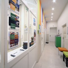 Отель Amber Gardenview Studios внутренний интерьер