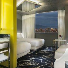 Отель SLS Las Vegas 4* Стандартный номер с 2 отдельными кроватями