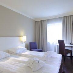 Thon Hotel Brussels Airport 3* Улучшенный номер с различными типами кроватей