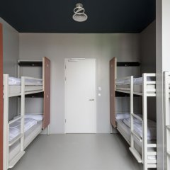 ClinkNOORD - Hostel Амстердам комната для гостей фото 14
