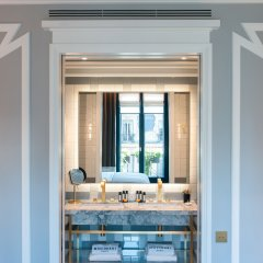 Отель Nolinski Paris Франция, Париж - 1 отзыв об отеле, цены и фото номеров - забронировать отель Nolinski Paris онлайн ванная фото 4