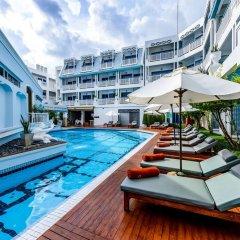 Andaman Seaview Hotel открытый бассейн фото 3