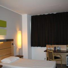Отель iH Hotels Milano Gioia 4* Стандартный номер с различными типами кроватей фото 3