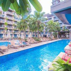 Отель Baan Laimai Beach Resort 4* Номер Делюкс разные типы кроватей фото 20