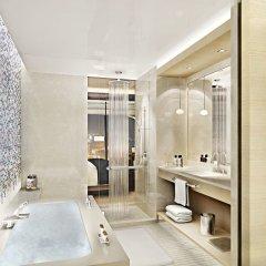 Отель Fairmont Baku at the Flame Towers 5* Номер Делюкс с различными типами кроватей фото 4