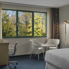 Отель Four Points by Sheraton Brussels 4* Стандартный номер с разными типами кроватей