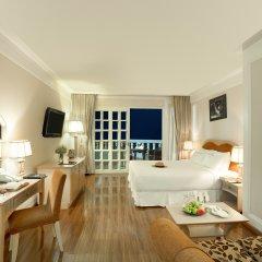 Sunrise Nha Trang Beach Hotel & Spa 4* Номер Делюкс с различными типами кроватей