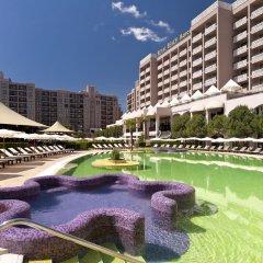 Отель Barceló Royal Beach открытый бассейн