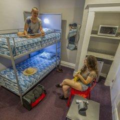 Отель USA Hostels San Francisco Улучшенный номер с различными типами кроватей фото 4