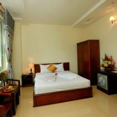 Chau Loan Hotel Nha Trang 3* Номер Делюкс с различными типами кроватей
