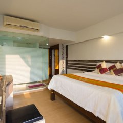 Отель The Bliss South Beach Patong вид из номера