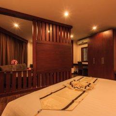 Отель Pro Andaman Place 2* Номер Делюкс с различными типами кроватей