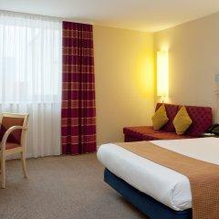 Отель Holiday Inn Express Berlin City Centre-West 3* Стандартный номер с различными типами кроватей