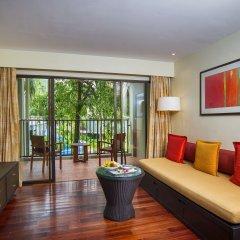 Отель Novotel Phuket Surin Beach Resort 4* Люкс с различными типами кроватей фото 3