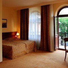 Grand Hotel Stamary Wellness & Spa 4* Номер категории Эконом с различными типами кроватей
