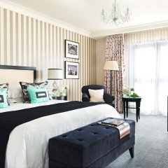 Four Seasons Hotel Prague 5* Номер Модерн с различными типами кроватей фото 5