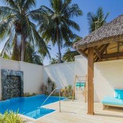 Отель Kurumba Maldives 5* Вилла Делюкс с различными типами кроватей
