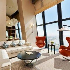 Отель Fairmont Baku at the Flame Towers 5* Люкс с различными типами кроватей фото 2